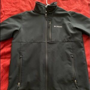 Columbia Ascender Water Resistant Softshell Jacket